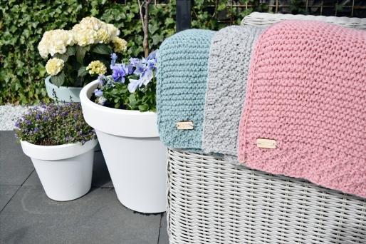 Baby dekentjes - meerdere kleuren